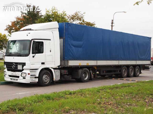 продать грузовой прицеп
