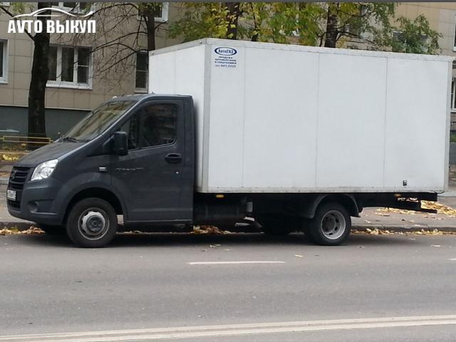 Выкуп грузовиков и тягачей