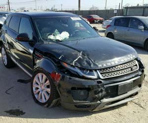 выкуп битых авто Land Rover Range Rover Evoque I 6-speed