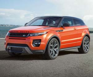 Land Rover Range Rover Evoque I 6-speed
